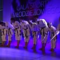 Pokaz w Centrum Olimpijskim